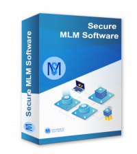 Secure MLM Softwares Logo