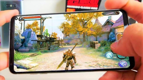 IoS Based Mobile Games Market'