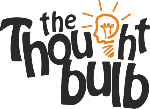 Company Logo For The Thought Bulb'