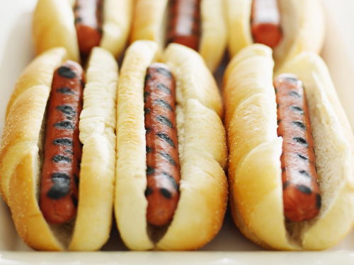 Hot Dogs and Sausages'