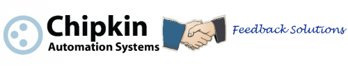 Chipkin Automation Systems and Feedback Solutions'