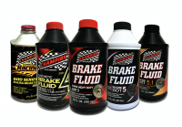 Champion Draws a Full House with Brake Fluid