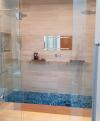 Luxury ShowerLite with Wonderful Bench'