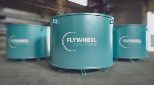 Flywheel Energy Storage Market'