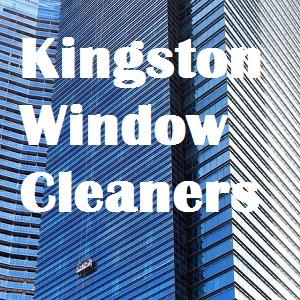 Company Logo For Kingston Window Cleaners'