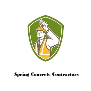 Company Logo For Spring Concrete Contractors'