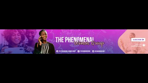 Company Logo For The Phenomenal Women Group'