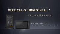 New Horizontal Smart Touch Panel from GVS Comes Out to Publi