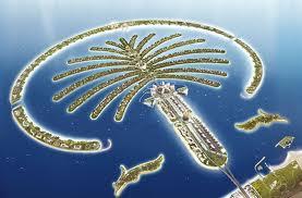 Palm Island Dubai'