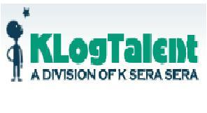 Logo for Klog Talent'
