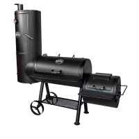 Vertical Offset Smokers