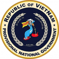 Third Republic of Vietnam Government Logo