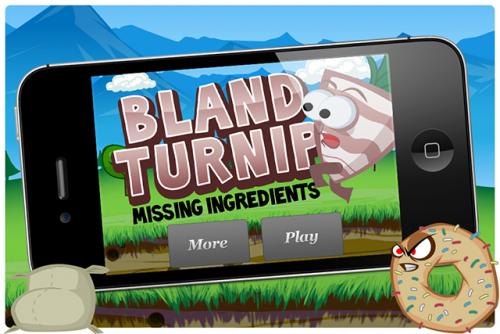 Bland Turnip'