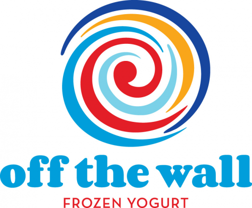 Company Logo For Off the Wall Frozen Yogurt'