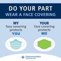 Do Your Part - Wear A Face Covering