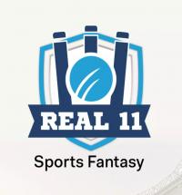 Real11 Fantasy Sports LLP Logo