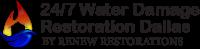 24/7 Water Damage Restoration Dallas Logo