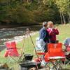 Waterfront Campsites'