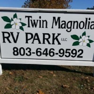 Company Logo For Twin Magnolia RV Park'