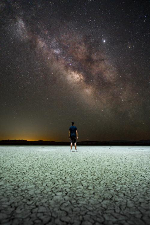 Gregg Jaden Astro Milky Way Desert Tiles'