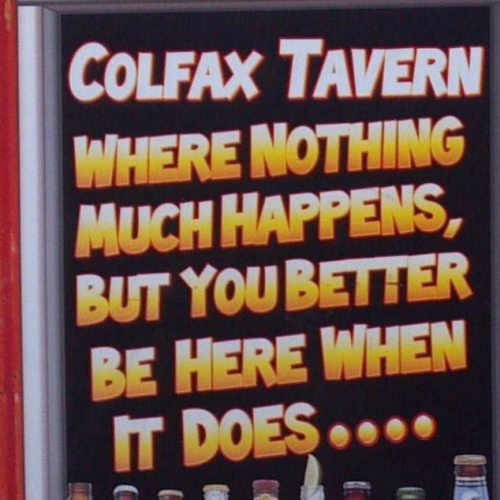Company Logo For Colfax Tavern And Diner at Cold Beer NM'
