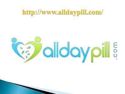 Company Logo For Alldaypill'