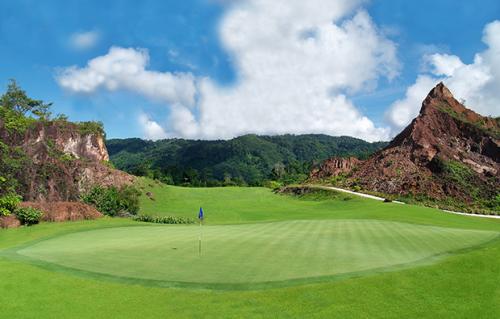 Phuket Golf Holidays'
