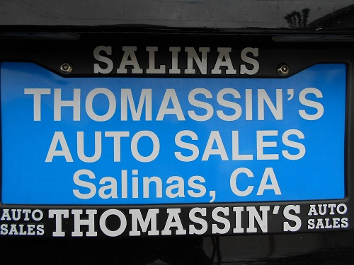 Company Logo For Thomassin Auto Sales'