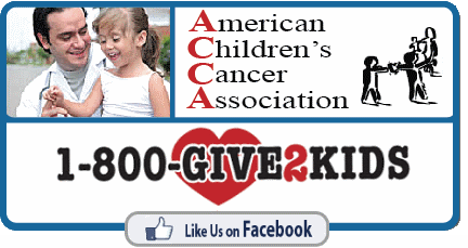 Company Logo For American Children's Cancer Association'
