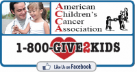 American Children's Cancer Association Logo