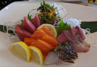 Shinju Sushi Logo