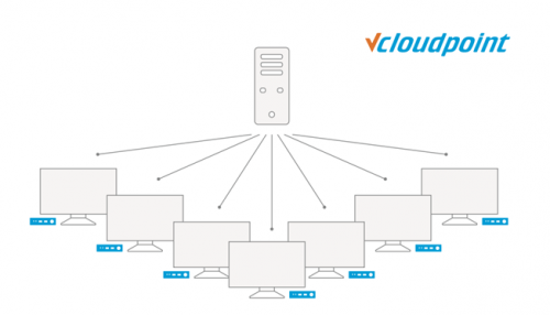 vCloudPoint is an innovative computer solutions manufacturer'