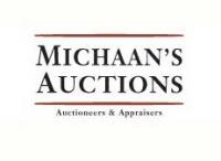 Michaan's Auctions Logo