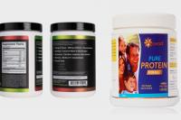 Nutrition & Wellness Products  - Cureka Logo