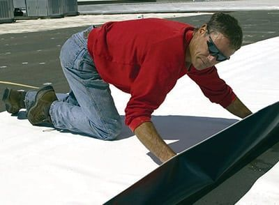 Flat Roofing Installation'