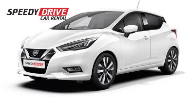 Nissan Micra'