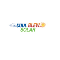 Cool Blew Solar Logo