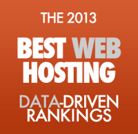 Best web Hosting Company 2013'