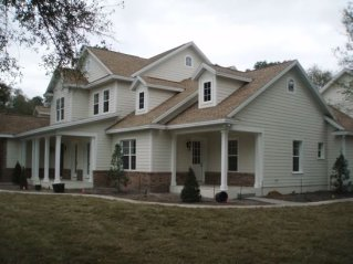 Home building'