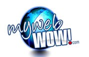 Logo for mywebWOW!com'