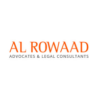 Al Rowaad Advocates and Legal Consultancy Logo