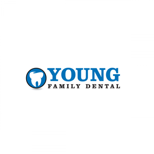 Company Logo For Young Family Dental'