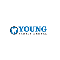 Young Family Dental Logo