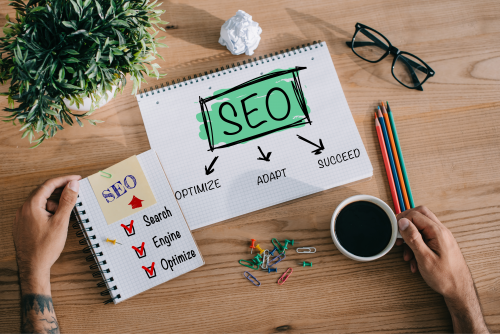 The Benefits of Search Engine Optimization'