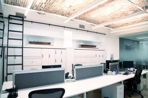 JAB Industries Inc. Completes Workspace Project for Raven Ca'