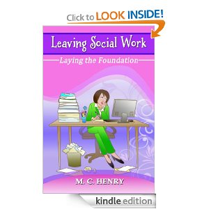 Leaving Social Work'