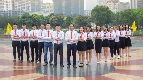 Staff of kavo travel company'