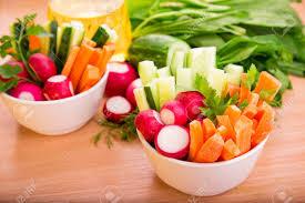 Ready To Eat Veggies Market'