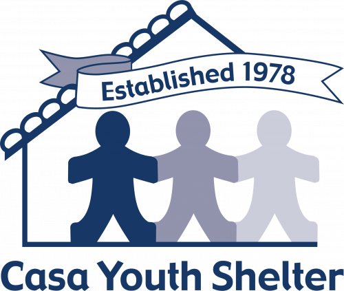 Official Logo For Casa Youth Shelter'