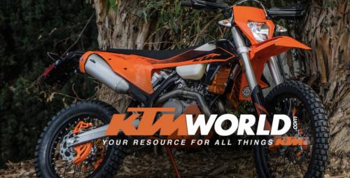 KTM World'